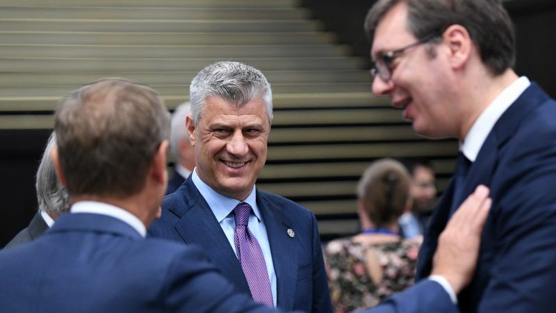 Kosovo is not Catalonia, Kosovo's Thaci tells absent Spanish PM Rajoy – EURACTIV.com