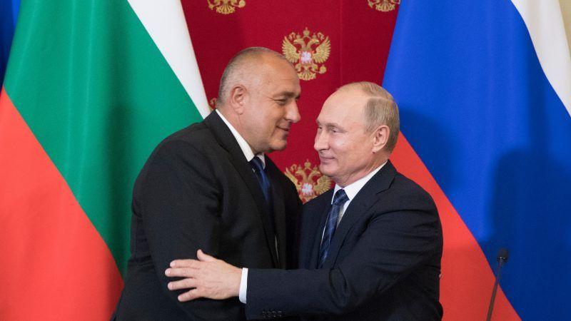 Putin varnar ukraina i gassamtal