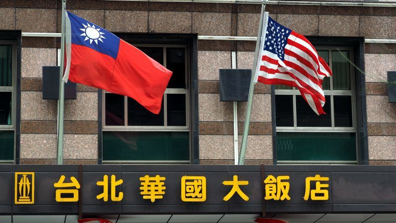 China Sets 'Red Line' for U.S. Ceremony in Taiwan