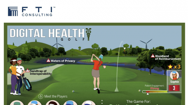 Digital Health Golf