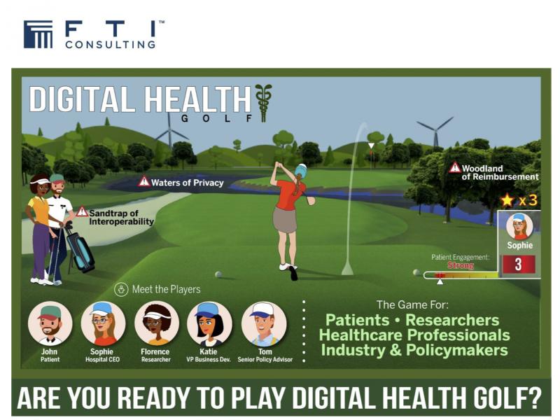 Digital Health Golf