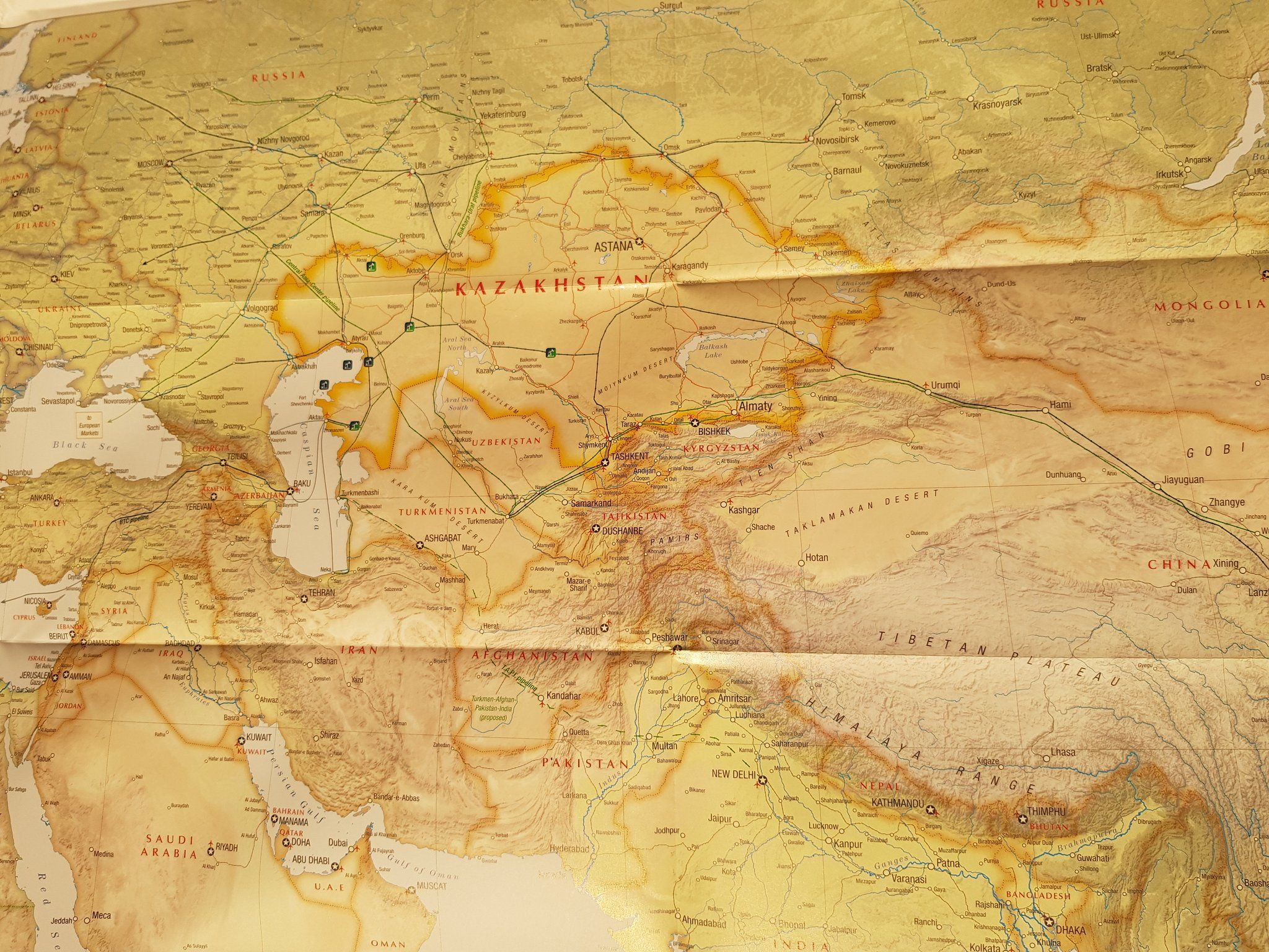 China's Belt and Road initiative, explained by Kazakhstan – EURACTIV com