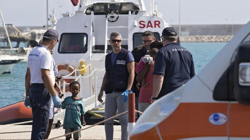 Italy Receives 450 Migrants on Rescue Vessels Despite Salvini Opposition