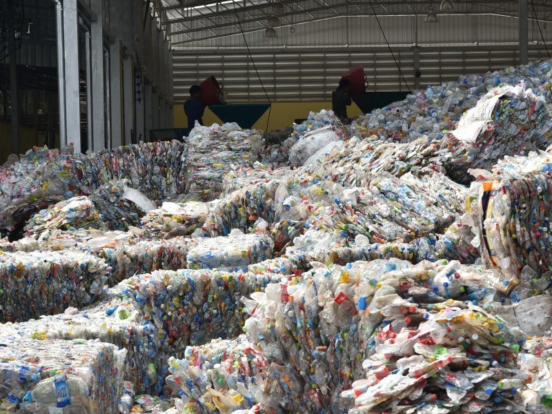 Is recycled plastic safe for food packaging? EU seems to