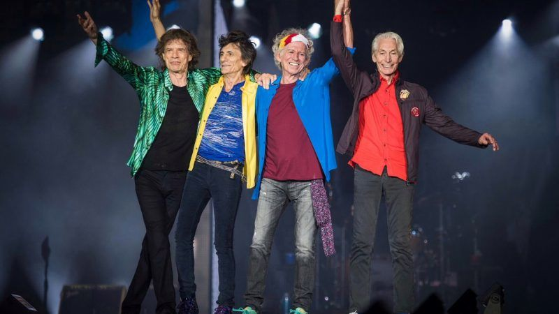 Mick Jagger reacts to Walesa appeal in Poland judicial row