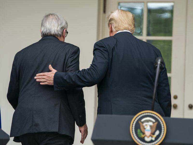 Europe warns of 'swift' response to potential US car tariffs