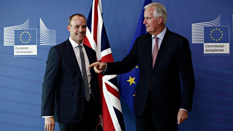 Brexit minister warns Britain may refuse to pay Brexit divorce bill