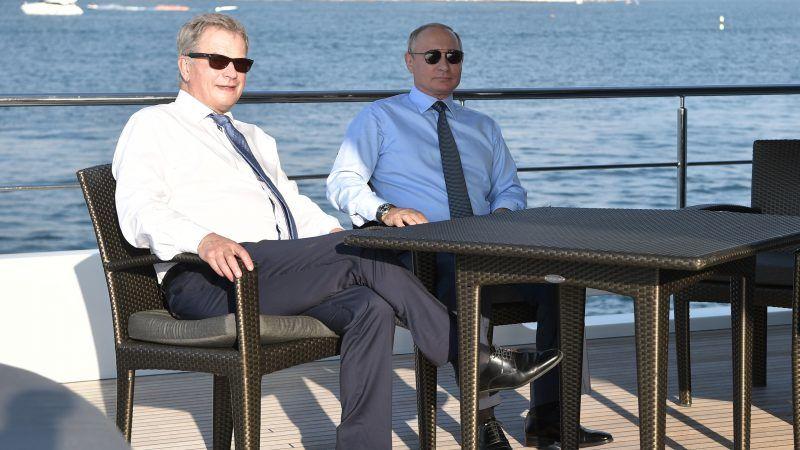 Putin Defends Private Trip To Austrian Fm S Wedding Euractiv Com
