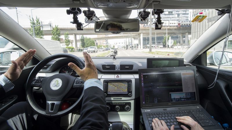 Europe can lead the way in driverless vehicles, MEPs say