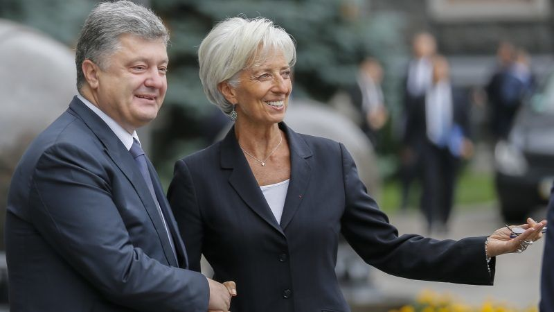 Ukraine goes back to the future as IMF programme stutters – EURACTIV com