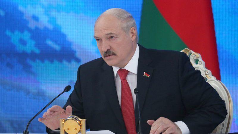 UK, Canada impose sanctions on Lukashenko