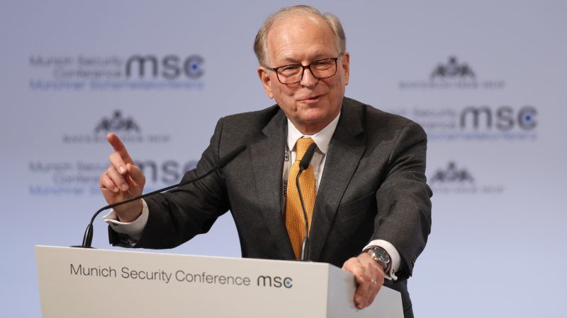 Munich Security Conference Chief Germany Only Wants To Do Things