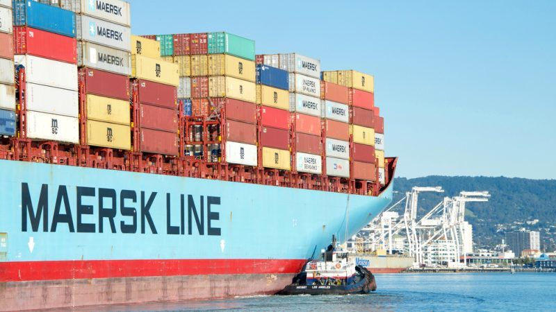 Shipping giant announces trial run of Arctic sea route – EURACTIV.com