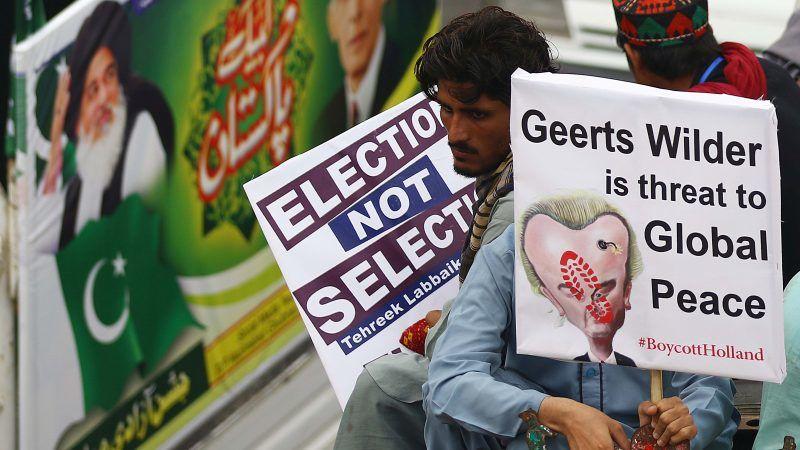 Geert Wilders wins, Muslims lose in latest Prophet Mohammed