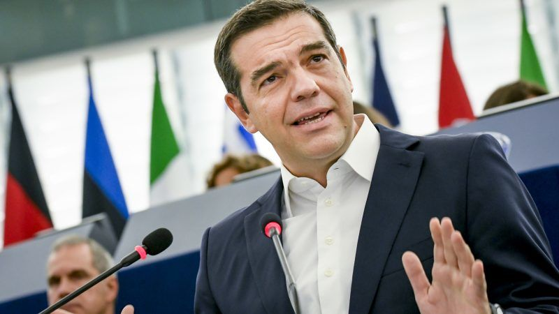 Tsipras europee 2019 candidating