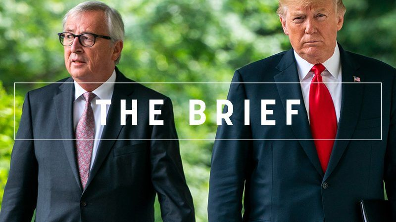 The Brief - Three Seas, two leaders