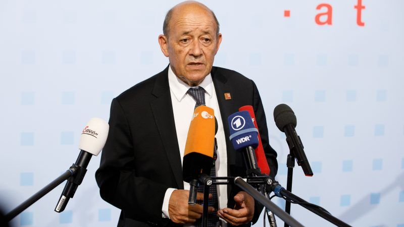 French foreign minister: We no longer want to pay for Poland