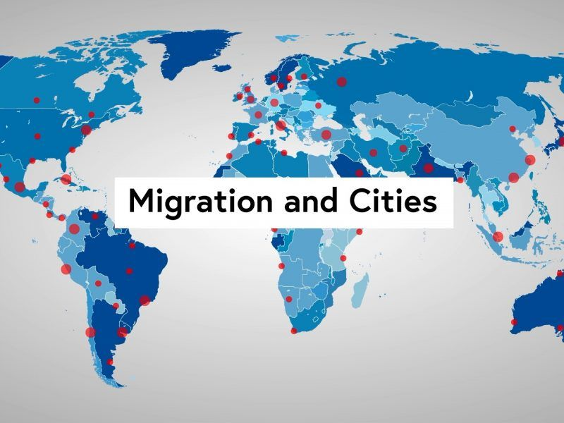 Migration and cities