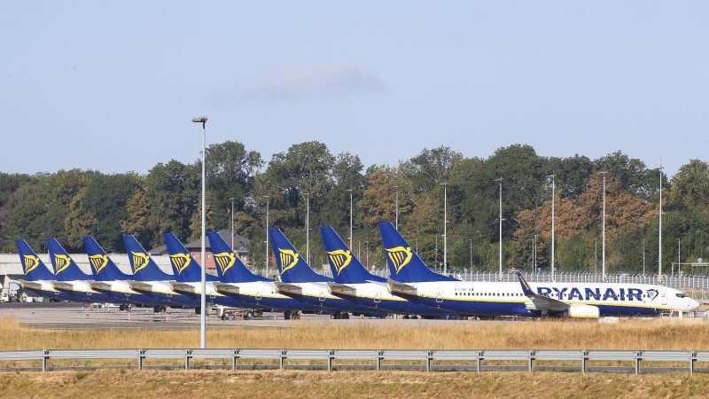 Ryanair CEO warns hard Brexit will ground flights – EURACTIV.com