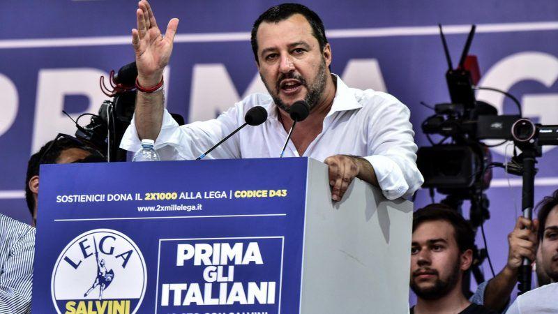 Salvini slams Moscovici after Mussolini jibe – EURACTIV.com