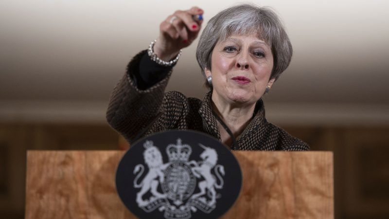 PM May - No-deal Brexit better than current European Union offer