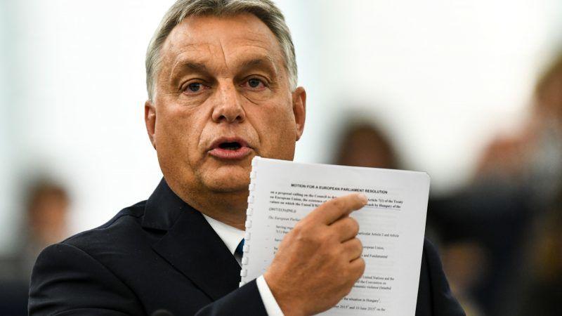 Hungary's Viktor Orban accuses European Union of 'abuse of power'