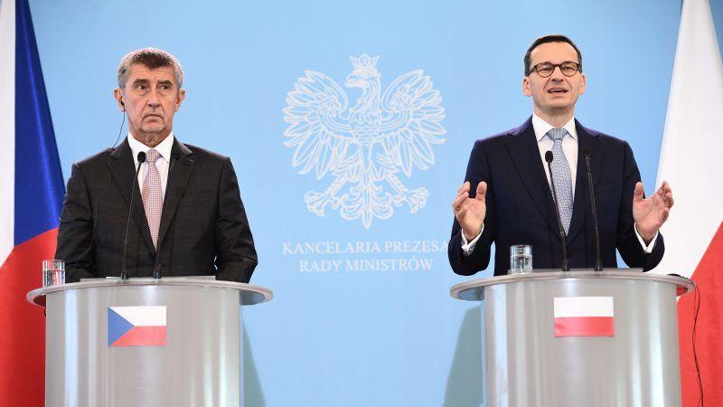 Poland, Czech Republic against EU border guard plan