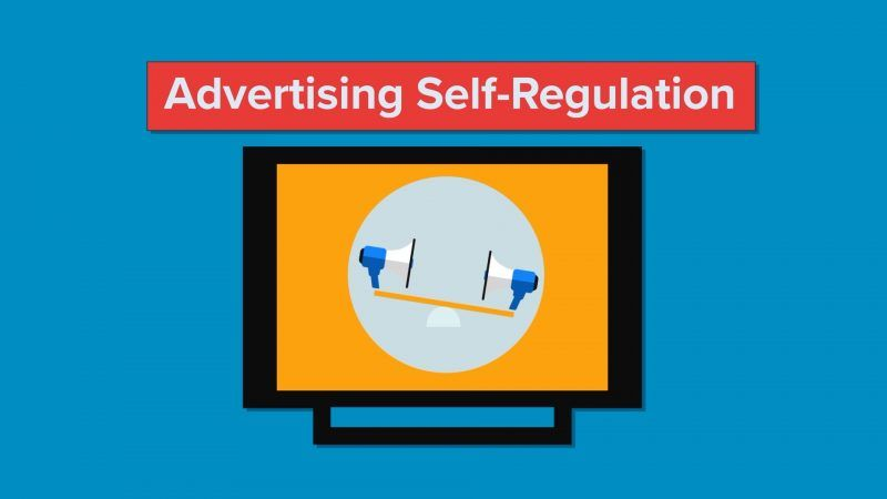 What is advertising self-regulation
