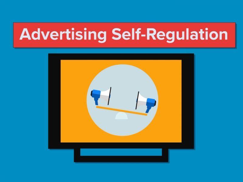 What is advertising self-regulation
