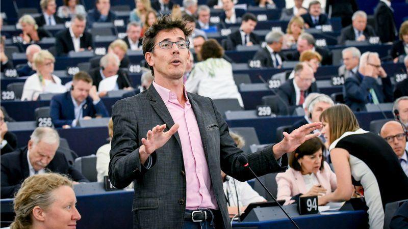 Grüne wollen bei Wahl auch Antieuropäer ansprechen
