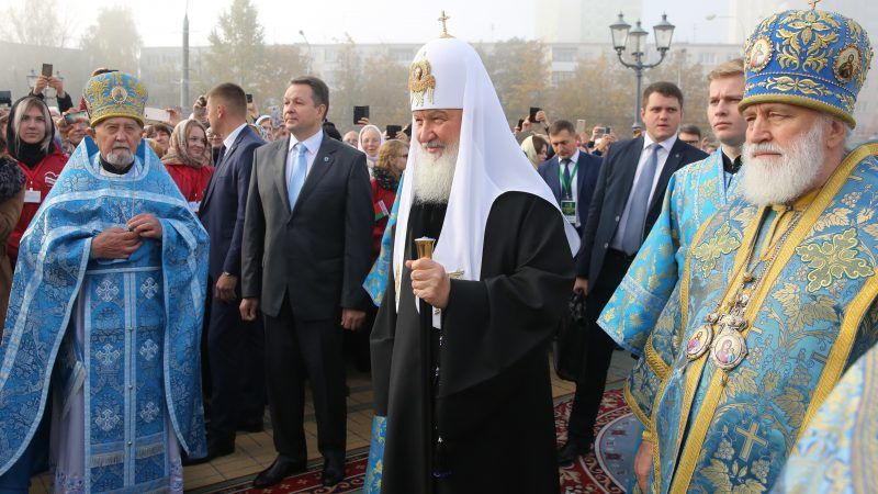 Orthodox Christianity split: Moscow may freeze relations with Jerusalem Patriarchate