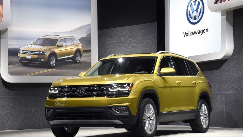 Volkswagen A Winner As EU Set To Favour Wifi Over G EURACTIVcom - Battle at the border car show