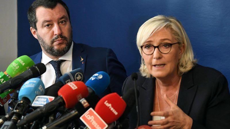 Orbán, Le Pen, Salvini, Kaczyński join forces to impact on the future of EU  – EURACTIV.com