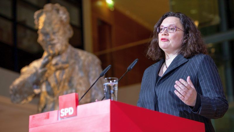 Following election losses, SPD leader questions German ruling coalition