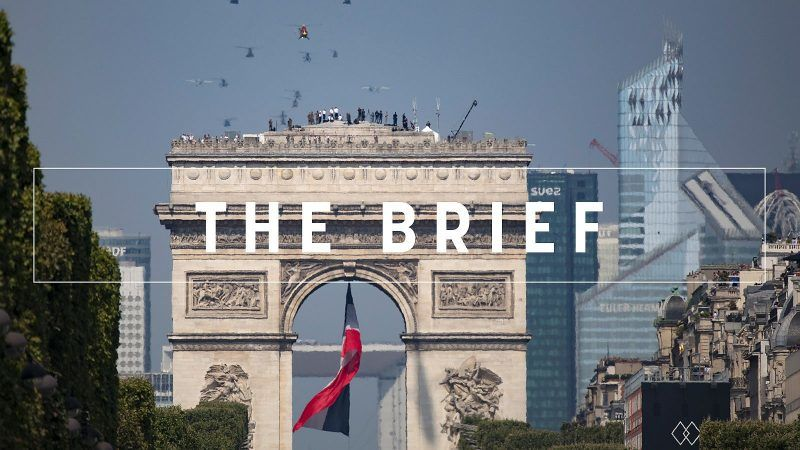 The Brief, powered by EFPIA - Remembering 1918