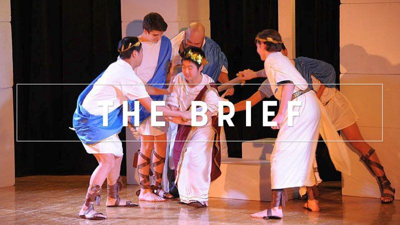 Ides Of March News: The Brief, Powered By EUSALT