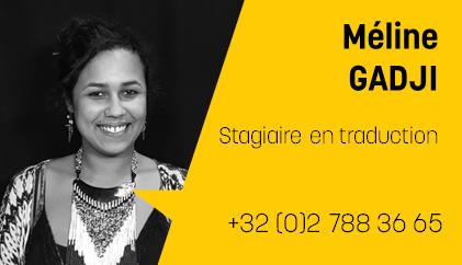 Meline Gadji