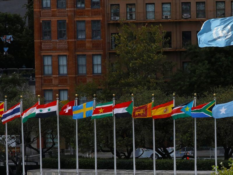 United Nations members adopt global migration pact