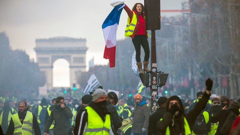 Image result for European protests france