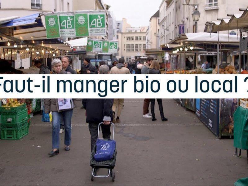 Parisians wanting more local and organic produce