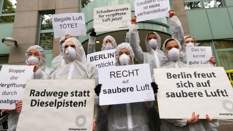 Environmental organisations: German-French climate partnership