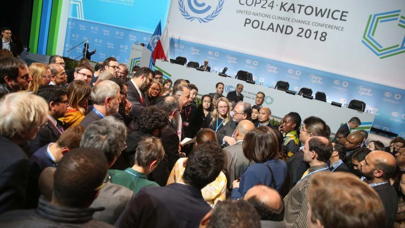 Europe stuck on climate ambition at COP24 – EURACTIV com