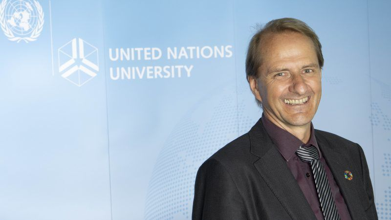 UN University director: 'Biggest polluters should issue climate passports'