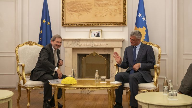 Kosovo says to maintain its tariffs on Serbia despite EU pressure