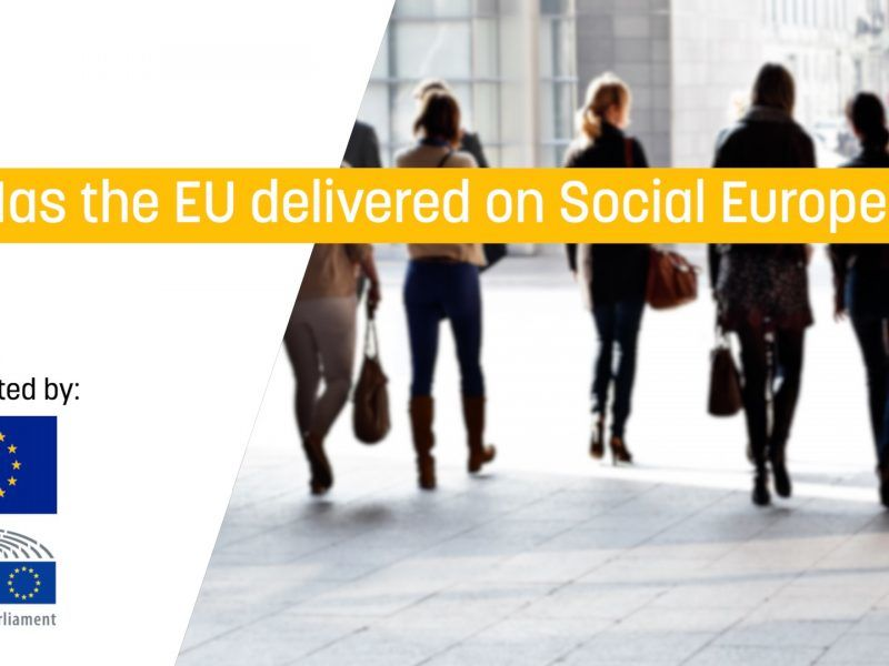 Has the EU delivered on Social Europe