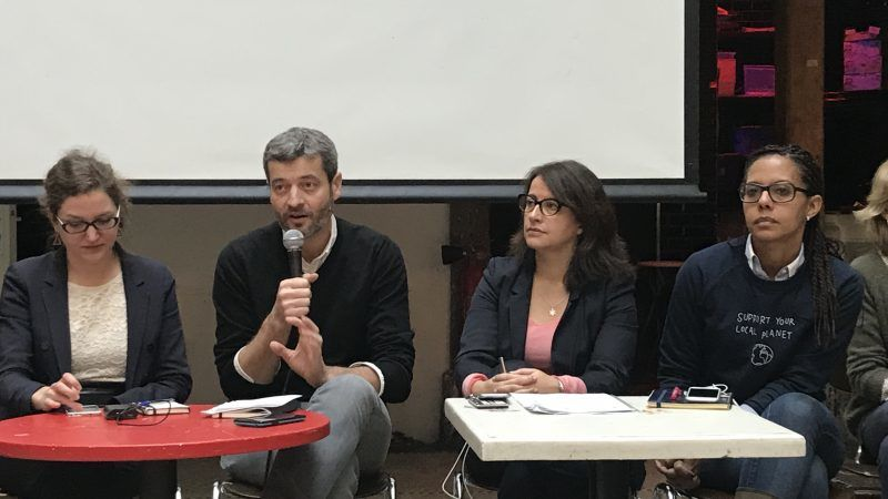 Climate campaigners taking on French state