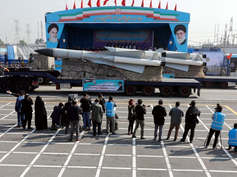 Iran becomes world missile power despite sanctions: Defence Minister