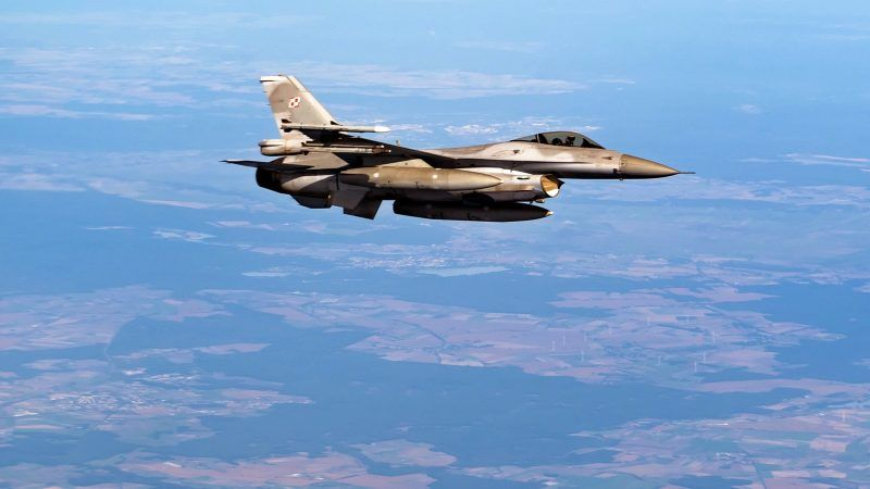 Slovakia signs deal to replace Russian-made fighter jets with US F-16 planes