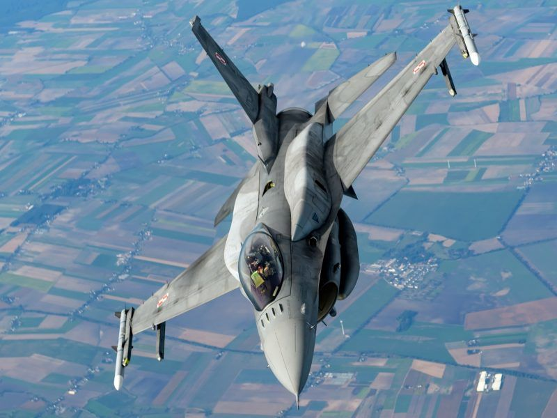 European countries buying more and more American fighter