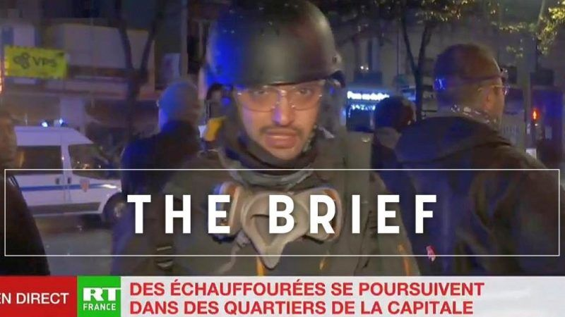 The Brief - A 'yellow vest' fake news paradise
